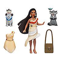 Pocahontas Figure Fashion Set