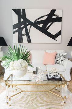 Room Tour: Decorating Palm Beach — The Decorista