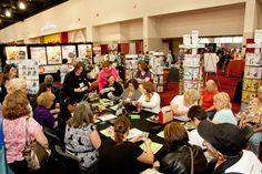 Visit the Kalmbach booth and you will get hands-on demonstrations from your favorite authors including Heather Powers, Irina Miech, Maggie Roschyk, Kim St. Jean, and more!