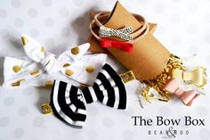 Two adorable bows delivered to you per month for just $9.95! Click to subscribe!