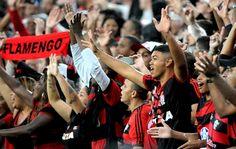 globoesporte - FOTOS: festa da torcida do Flamengo no Maracanã contra o Goiás - fotos em flamengo