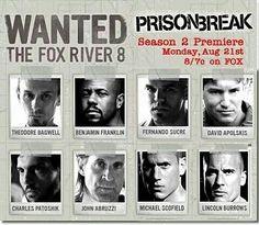 Prison Break men are back