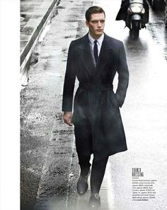 Style Pantry | Editorial Spread: GQ Menswear Fall Guide