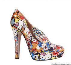 Lady Gaga wears Minna Parikka's amazing 'Bugs' pumps Sock Shoes, Shoe Boots, Shoes Heels, Pumps, Yamaguchi, Stiletto Heels, High Heels, Kawaii, Unique Shoes