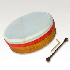 Irish Bodhran Intune Single Bar by Muzikhaus Berlin