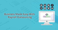 #Payroll #Outsourcing Service helps the companies to concentrate on the core areas of their business and keep the employees' morale high to deal efficiently.