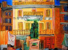 Absolutely obsessed with Raoul Dufy...