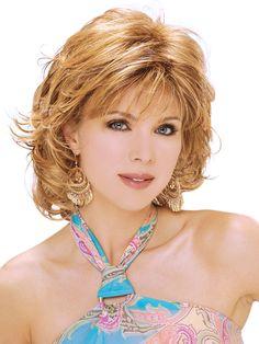 Angela by Estetica Designs Wigs : Color R30/28/26