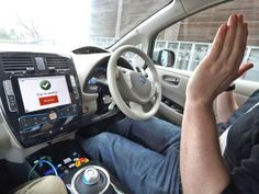 Robot Car UK set to rival Google's driverless-car project with Nissan Leaf