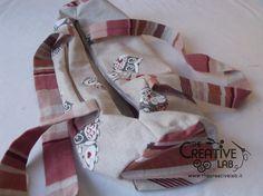 tutorial come fare borsa portalavoro gomitoli lana ferri 26