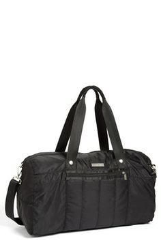 Zella Quilted Gear Duffel Bag available at #Nordstrom