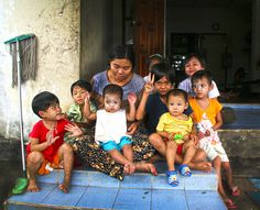 Burmese refugee children living with HIV in Thailand http://www.thaichildrenstrust.org.uk/what-we-do/child-refugees/saw-safe-house.aspx