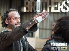 The Walking Dead // Rickyl