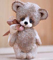*TEDDY BEAR's 'n' uther stuffed things...Авторские медведи-тедди Беспаловой Екатерины