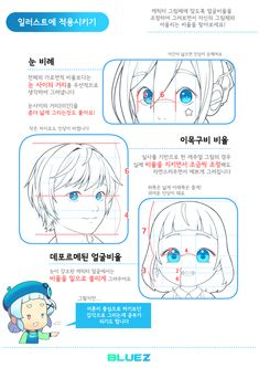 Try adjusting the face proportions to match the character's drawing style and find the proportion that matches your drawing style! Manga Drawing Tutorials, Manga Tutorial, Sketches Tutorial, Drawing Techniques, Drawing Tips, Drawing Style, Digital Painting Tutorials, Digital Art Tutorial, Art Tutorials