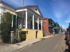 Vacation with baby in New Orleans is part of our USA vacation posts. New Orleans shines in February and is a magic place to visit. Eastern Europe, New Orleans, Places To Visit, Canning, Vacation, Mansions, House Styles, Baby, Vacations