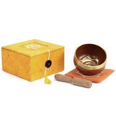 Kheops International Chakra Singing Bowl Yellow-Solar Plexus