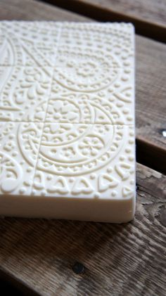 Pure baby soap