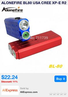ALONEFIRE BL80 USA CREE XP-E R2 LED Multi-function Green laser Bike Bicycle Cycle Cycling lights flashlight torch for 1x18650 * Pub Date: 23:35 Jul 10 2017