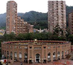 Plaza de Toros y Torres del Parque. Bogotá