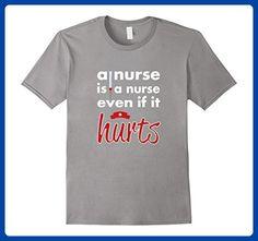 dded98e40 Mens Funny Nurse Apparel Appreciation Clothing Costume T Shirt Medium Slate  - Careers professions shirts ( · Anti Trump T ShirtsBoys ...