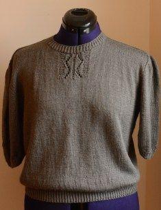 Vintage jumper, front