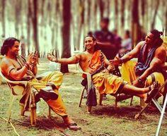 Mahabharat Behind Scene