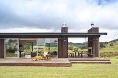 modern nz houses mono pitch roof - Google Search