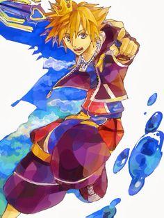 Kingdom Hearts Crossover, Kingdom Hearts Ii, Cartoon Games, Vanitas, Sora, Disney Art, Final Fantasy, Sailor Moon, Anime