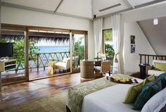 Home Design, Decorating Ideas Master Dark Wood Bedroom Furniture Sets: Luxury Style Ideas Of Home Interior Design Hotel In Maldives