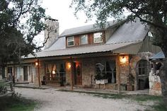texas hill country house plans photos | Burdett Hill Country Custom Homes: Marble Falls Texas | Central