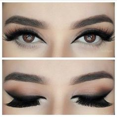 Love the eyeliner!!Ayo by Chris brown
