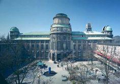 Deutsches Museum, München (Munich), Germany
