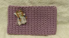 Heklet pannebånd. Crochet headband.