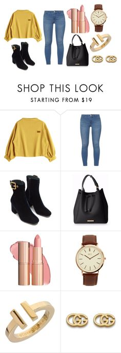 """y-y-y"" by vi0leta on Polyvore featuring Dorothy Perkins, BKE, Tiffany & Co. and Gucci"