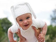 Oeuf nyc layette oeufnyc bunny ears organic eco pima cotton baby ss16