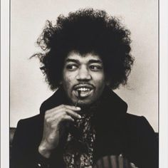smithsonian:  Photo: Jimi Hendrix, 1967 by Linda McCartney In the late 60s, Jimi Hendrix shattered the notion of what the electric guitar could be. On stage he was simultaneously self-possessed and otherworldly, playing the guitar with his teeth and behind his back, even setting it on fire. He took standard blues and changed it through psychedelic sonic alchemy, mining the depths of the instrument's poetic expressiveness by testing its physical limits. His photo is on view with 100 others as…