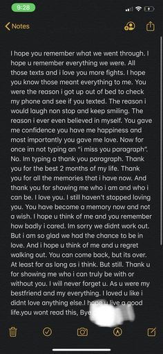 A text wrote to a love Motivacional Quotes, Breakup Quotes, Hurt Quotes, Real Quotes, Mood Quotes, Relationship Paragraphs, Relationship Texts, Relationships, Meaningful Quotes