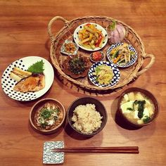 時短なのにお料理上手!常備菜ワンプレートごはん♡ - Locari(ロカリ)