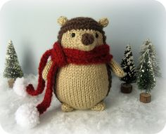 1000+ images about Knitting: Toys on Pinterest Knitting ...