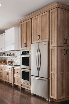 30 Wonderful Modern Farmhouse Kitchen Cabinets Decor Ideas And Makeover. If you are looking for Modern Farmhouse Kitchen Cabinets Decor Ideas And Makeover, You come to the right place. Best Kitchen Cabinets, Farmhouse Kitchen Cabinets, Modern Farmhouse Kitchens, Kitchen Cabinet Design, New Kitchen, Kitchen Ideas, Kitchen Decor, Kitchen Inspiration, 10x10 Kitchen