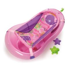 Price: $29.96 - Fisher-Price Pink Sparkles Bath Tub - TO ORDER, CLICK ON PHOTO