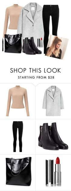 """""""Winter#4"""" by luciernld on Polyvore featuring mode, Miss Selfridge, MANGO, J Brand, 3.1 Phillip Lim et Givenchy"""