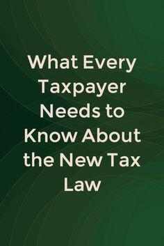 Trump's new tax bill, explained.