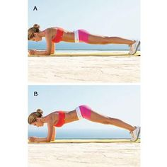 Audrina Patridge's 4 Moves for a Sexy 6-Pack - Shape.com