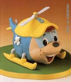 Detské inšpirácie » Torta Torta trtulník torty pre deti, narodeninová torta pre chlapca