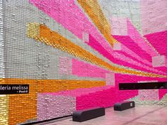 Oh my! This place is like my heaven! Look at all those Post-Its!!!!!