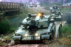 Challenger 2 MBT - British Army
