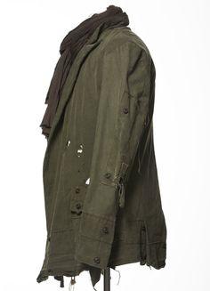 greg lauren mens hoodie