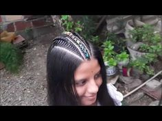 Braided Hairstyles, Cool Hairstyles, Diy And Crafts, Braids, Dreadlocks, Tattoos, Hair Styles, Beauty, Youtube